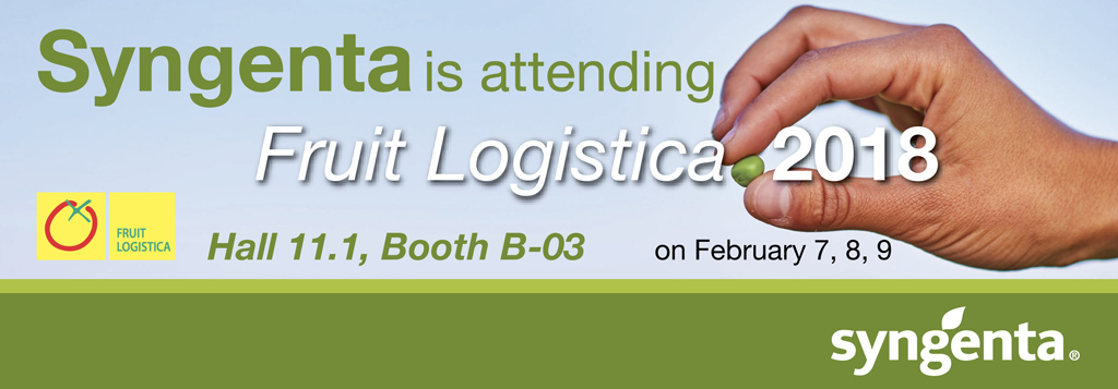 Fruit Logistica banner