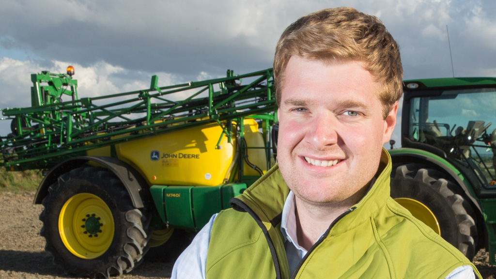 James Thomas - Syngenta Application Specialist