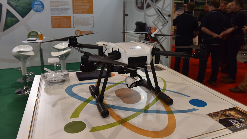 Syngenta drone technology