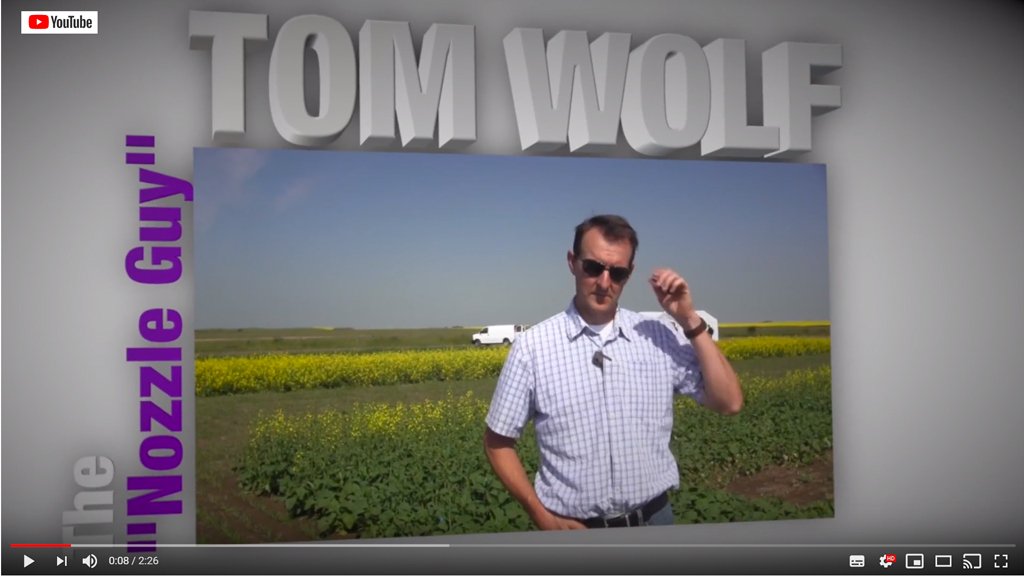 Tom Wolf - Nozzle Guy