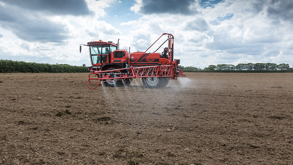 90% Drift Reduction Nozzles delivering great performance in the field