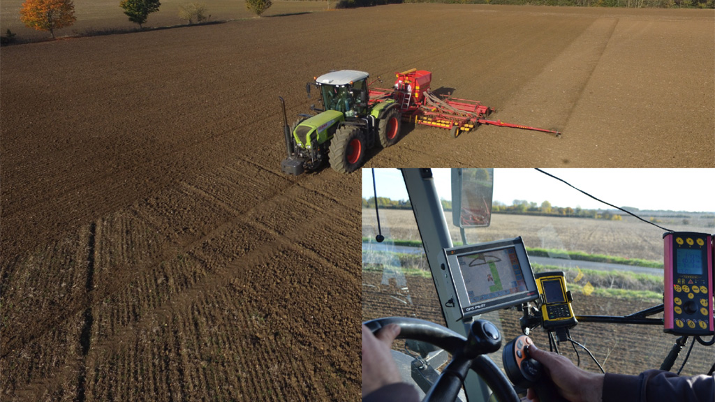 Variable rate sowing technology