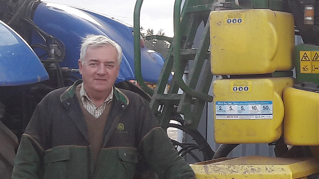 William Orr - Forfar grower