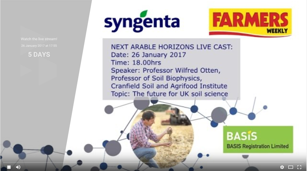 Arable Horizons - Soils