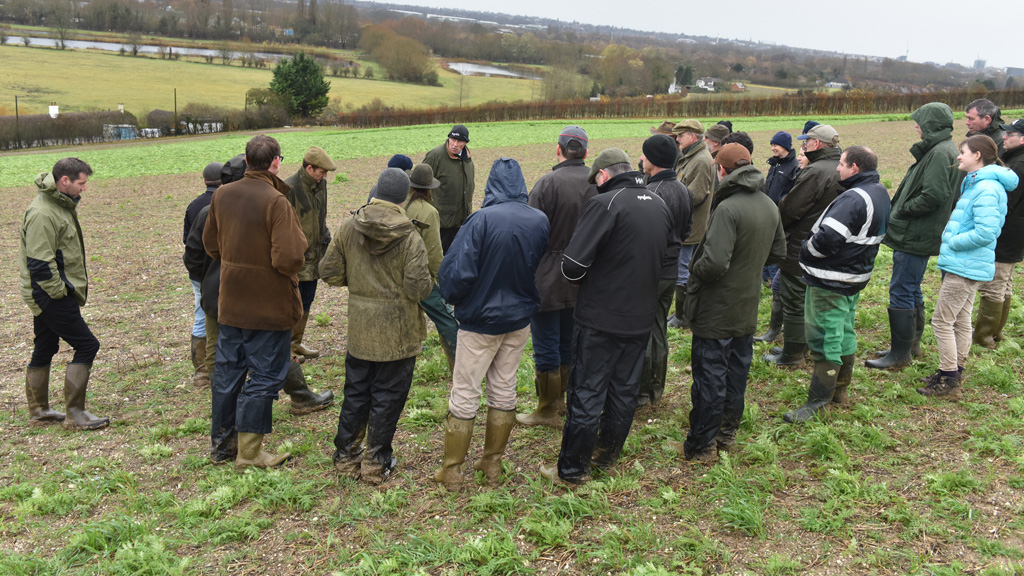 CFE meeting Coppid Farming Enterprises - Dec 2017
