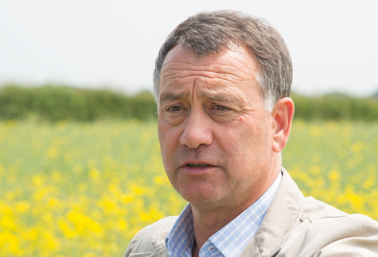 James Chamberlain - iOSR grower