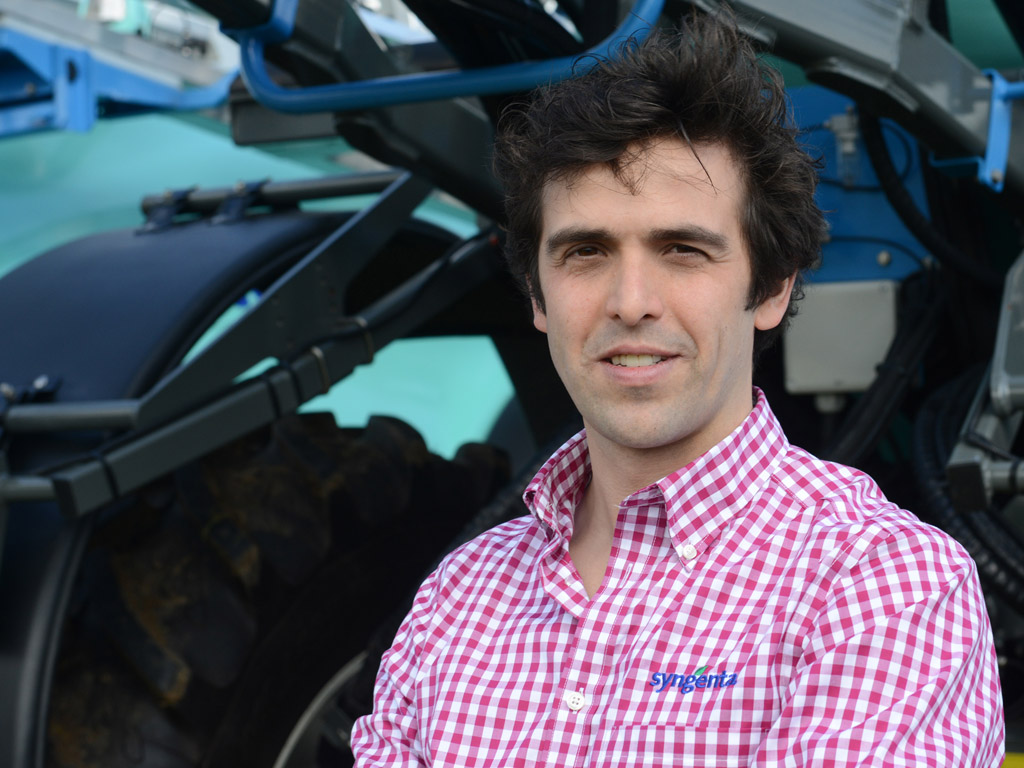 Douglas Dyas Syngenta Field Technical Manager