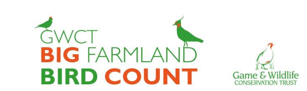 Big Farmland Bird Count logo