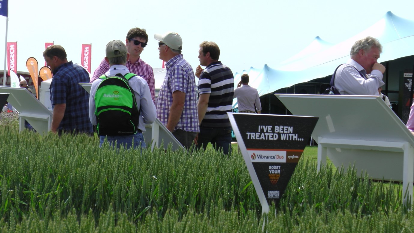 Varieties Cereals Event