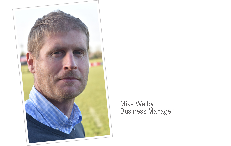 Mike Welby