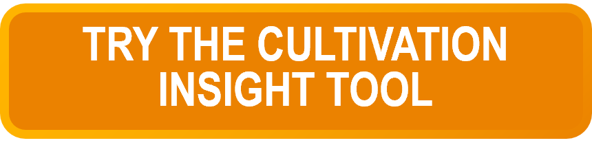 Cultivation Insight tool button
