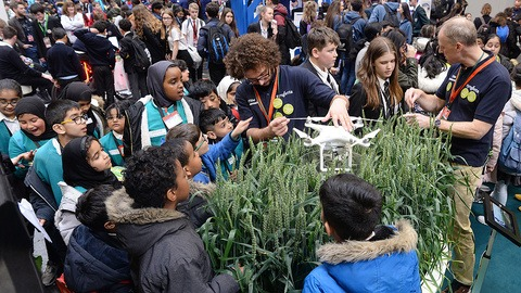 Syngenta at the Big Bang Fair 2019