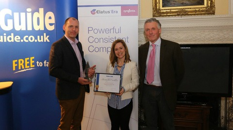 ELATUS™ ERA WINS AWARD FOR EXCELLENCE