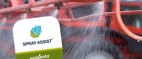 Spray Assist header image