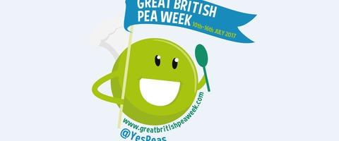Great British Pea Week logo
