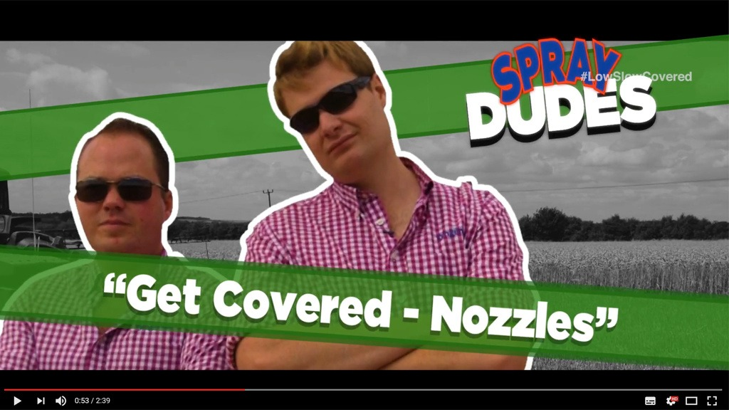 Spray Dudes - Get Covered - Nozzles