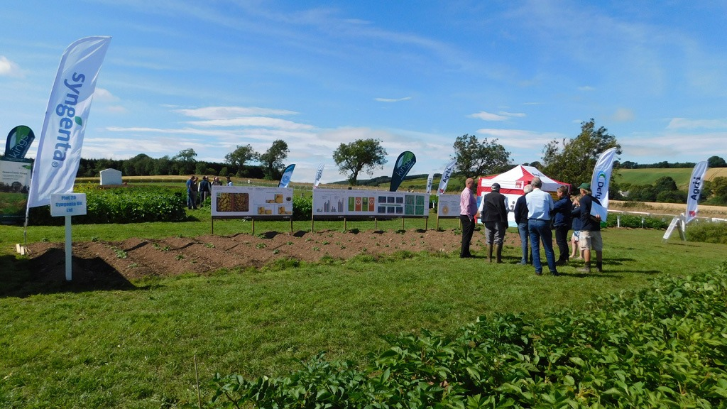 Syngenta stand at PiP 2017