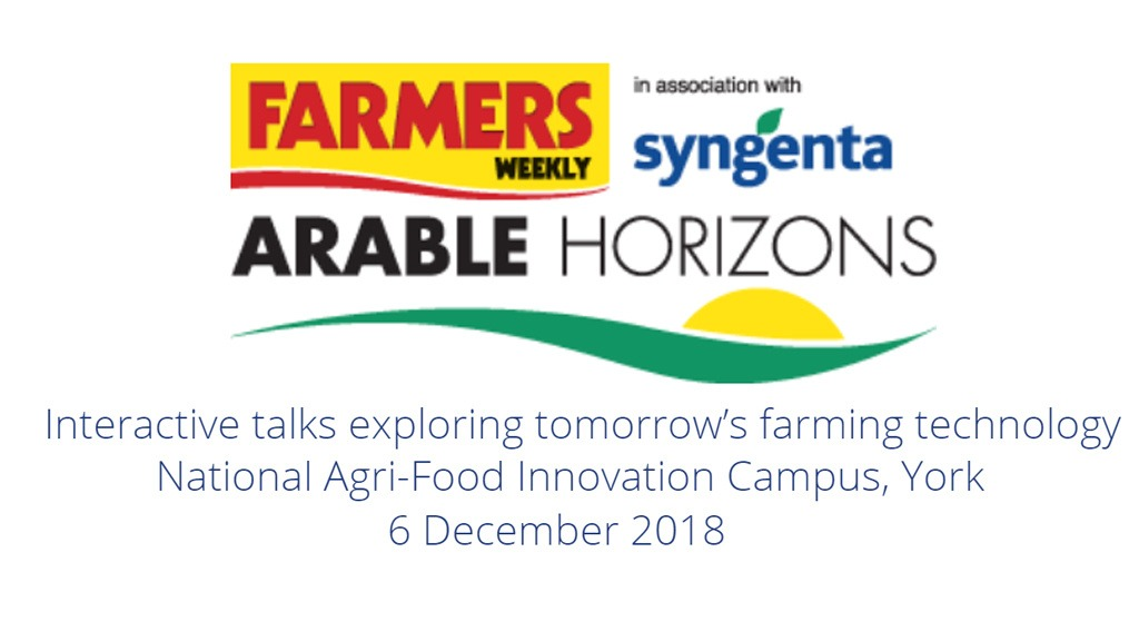 Arable Horizons - Application