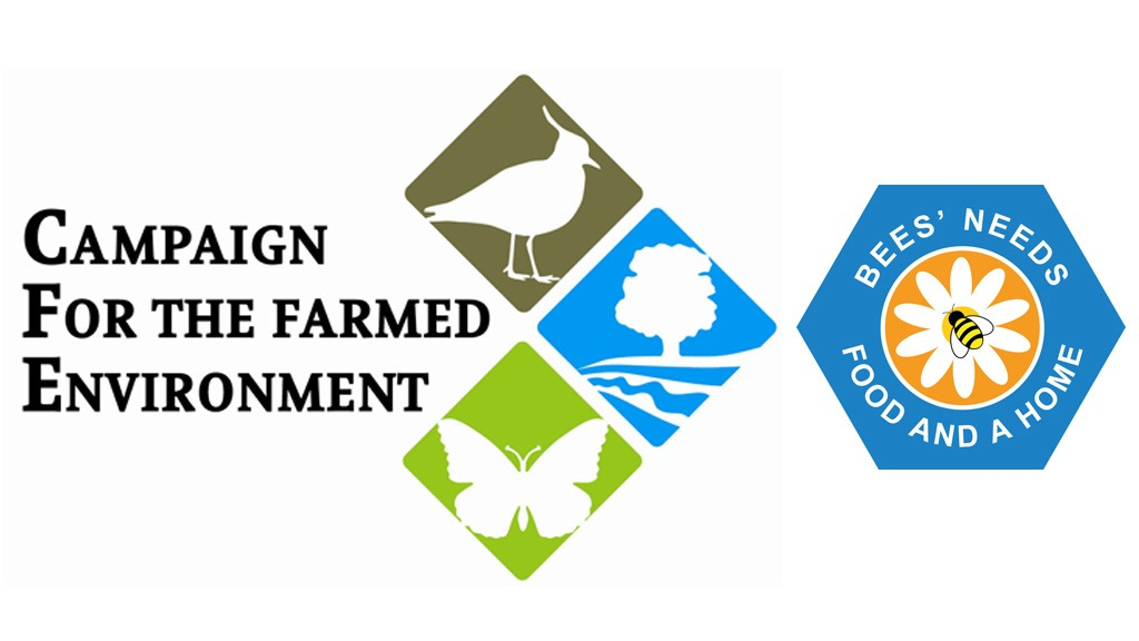 CFE and Bees Needs logo