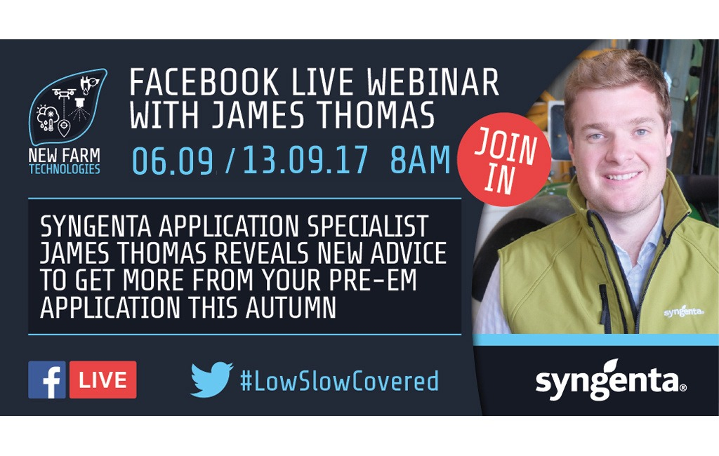 Facebook Live webinar banner - both dates