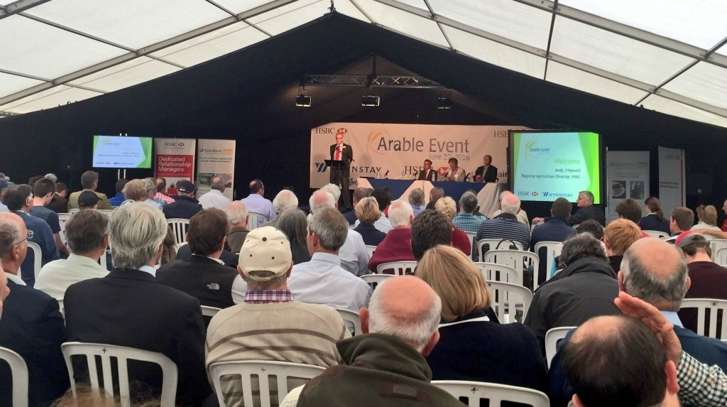 The Arable Event