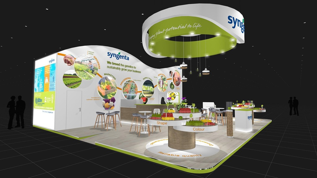 Fruit Logistica stand