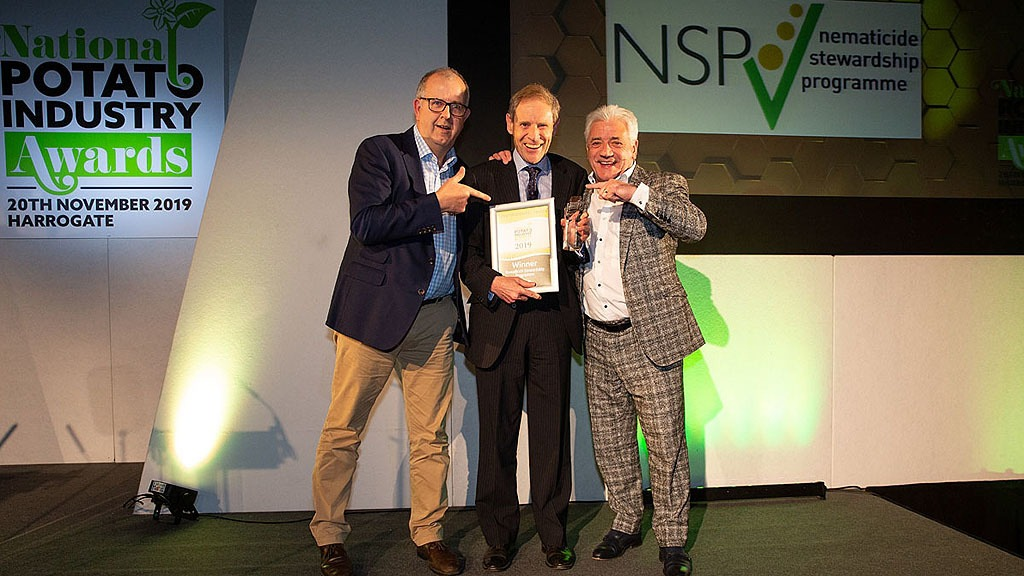 NSP National Potato Industry Award